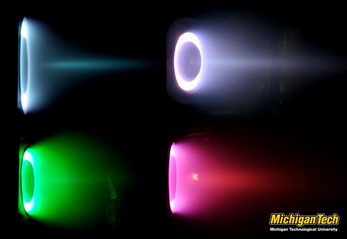 Plasma Thrusters
